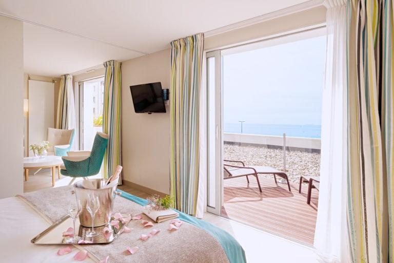 Photo d'une suite à l'hôtel de la Baie, Previthal