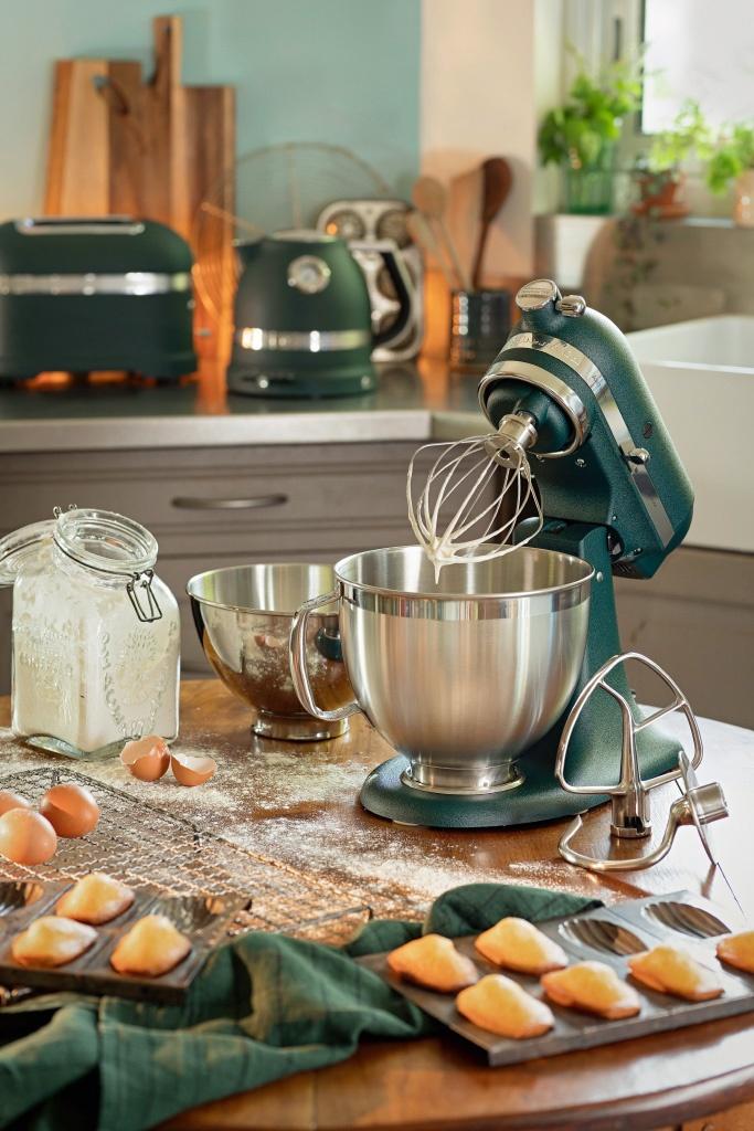photo culinaire robot Kitchen Aid