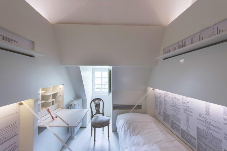 photo déco d'une petite chambre
