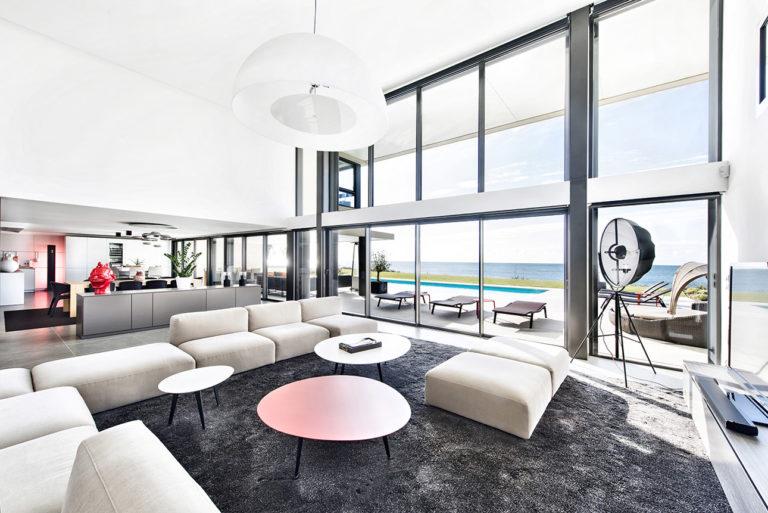 Reportage photos dans un loft contemporain et design