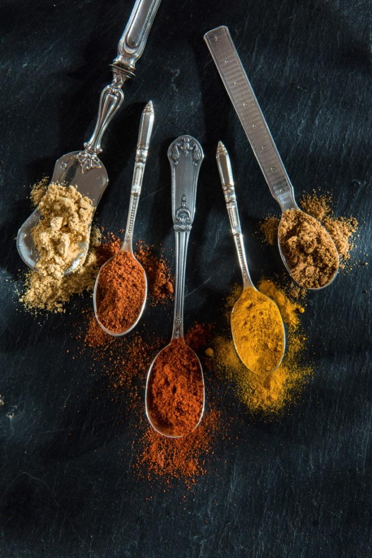 photo culinaire épices