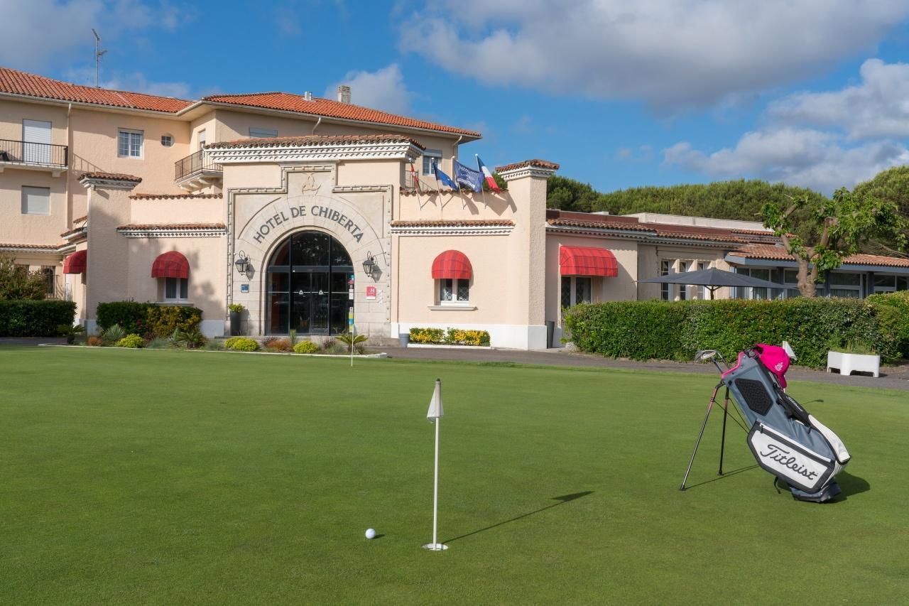 Photo de l'hotel du golf de Chiberta