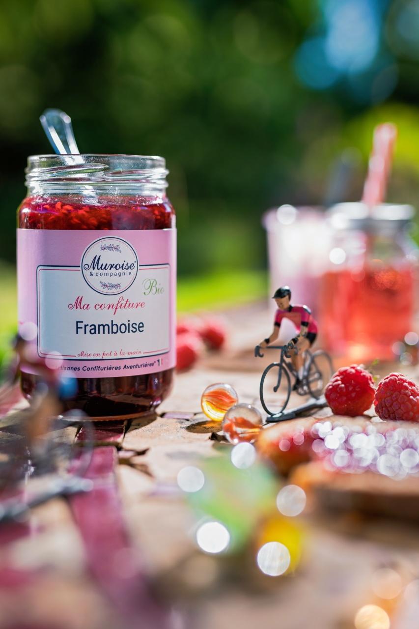 photo culinaire lifestyle de confiture Muroises et Cie par Cécile Langlois photographe